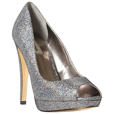 Dune Silver Shoes Online
