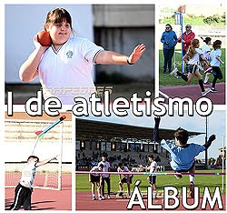I Jornada de Atletismo Escolar: Fotos