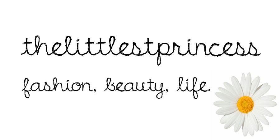 beauty musings of a little princess