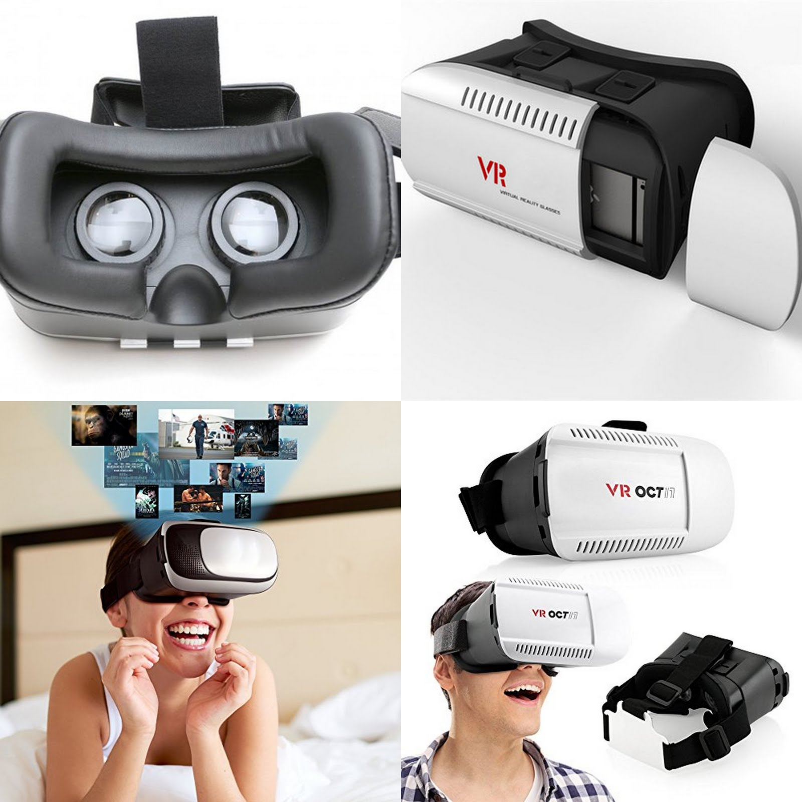 Explore more with Virtual Reality Glasses