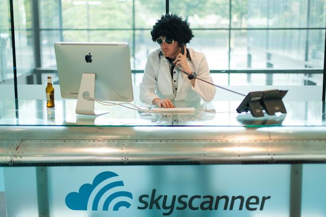 Skyscanner viajes