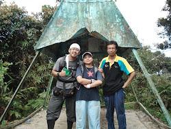 Tawan Nuang - Training to Kinabalu 2009