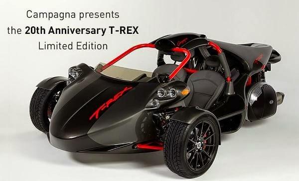 Campagna T-Rex 20 aniversario