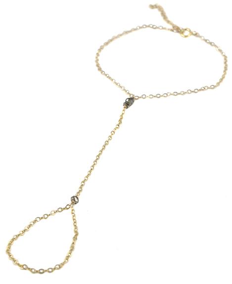 slave chain bracelet