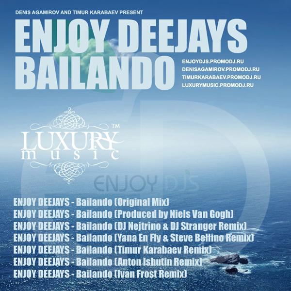 Enjoy Deejays - Bailando
