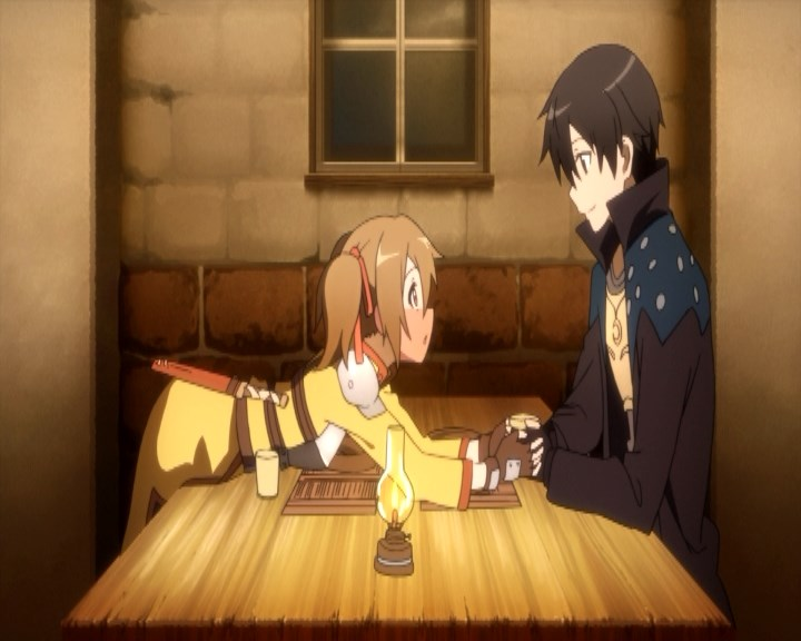 Sword Art Online Episodio 1@4 Canal 5