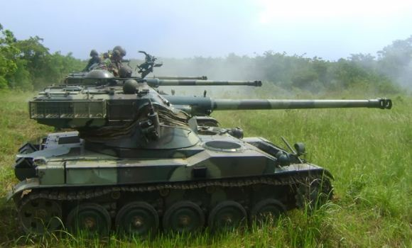 AMX-13 TNI AD