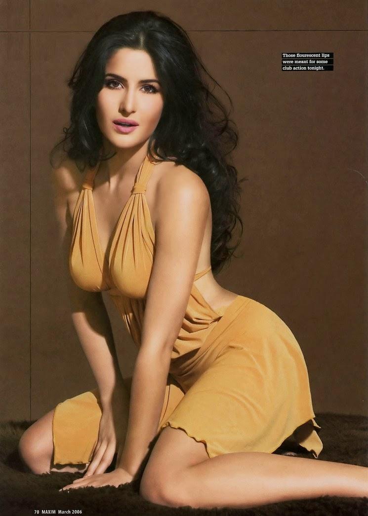 Katrina Kaif in Maxim