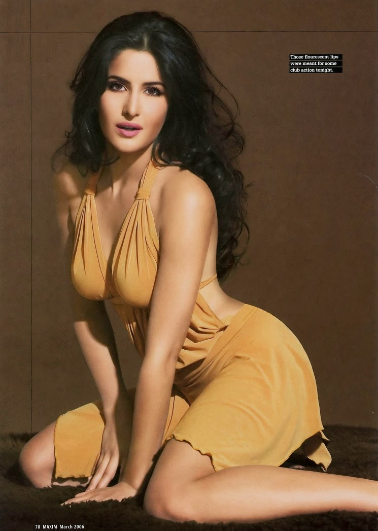 Katrina Kaif in Maxim Magazine 2006 Photoshoot 4