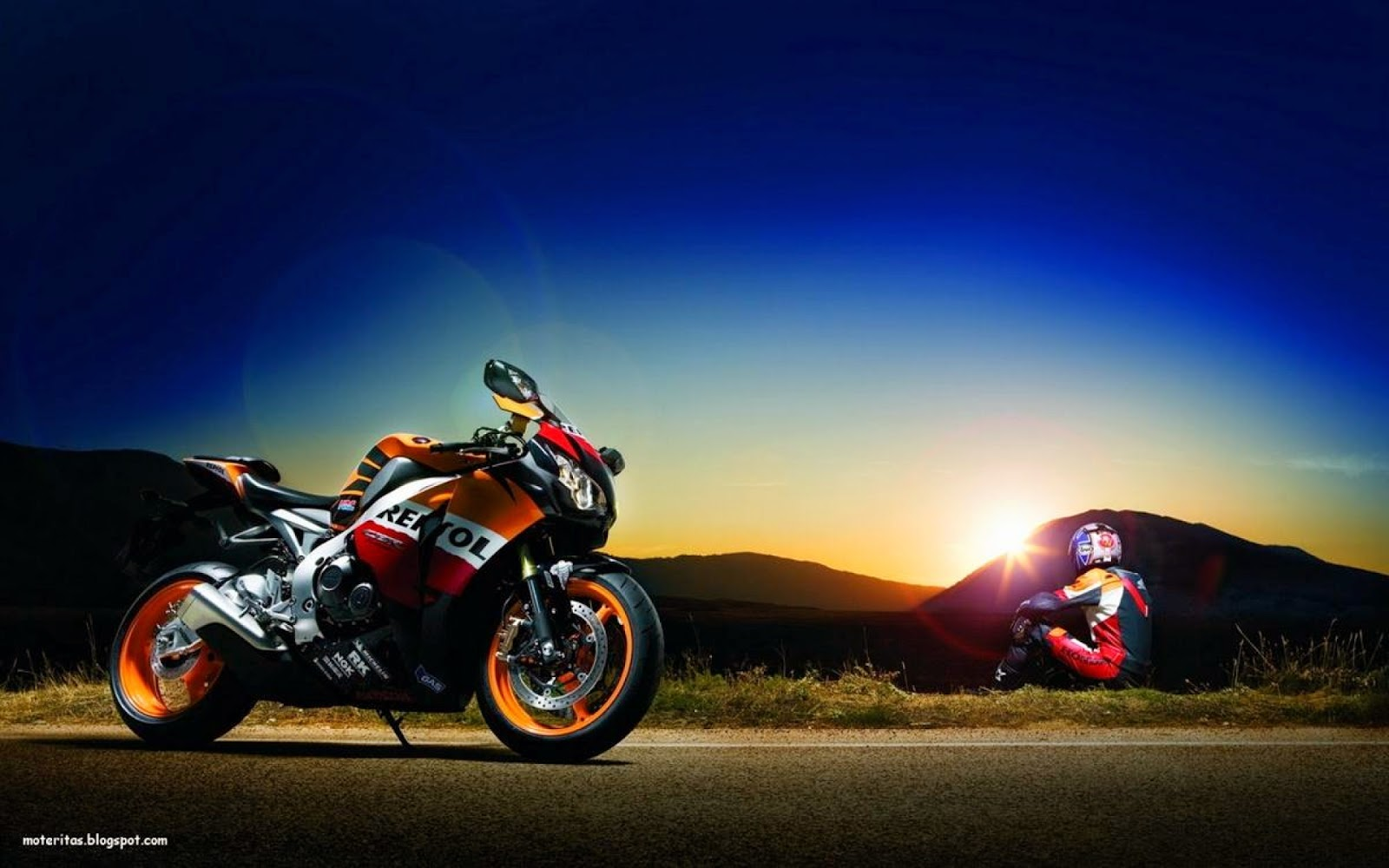 New honda cbr1000rr wallpapers for desktop