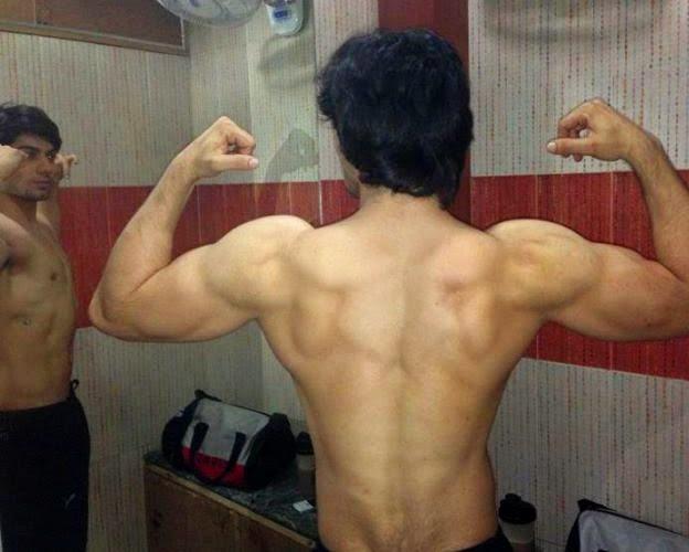 Lavanya Bhardwaj Shirtless Muscle Hot