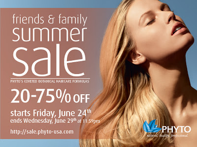 phyto+friends+and+family+sale Phyto Friends and Family Summer Sale