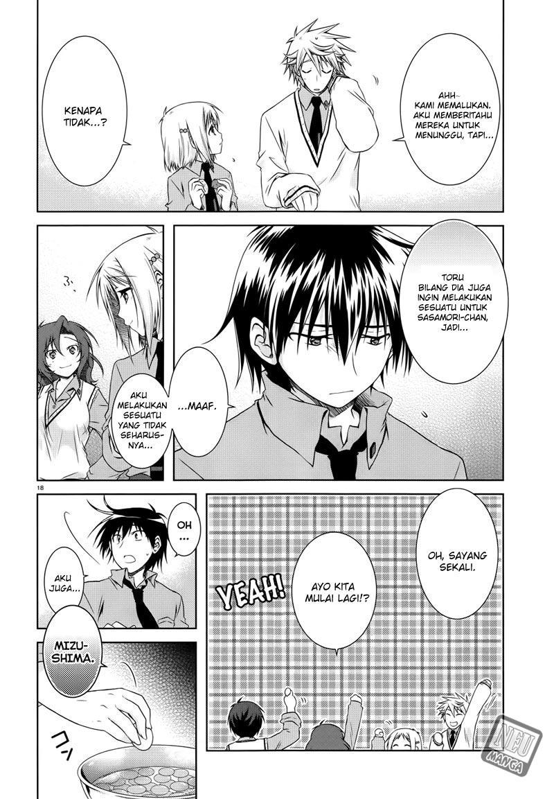 Komik iris zero 021 22 Indonesia iris zero 021 Terbaru 19|Baca Manga Komik Indonesia|