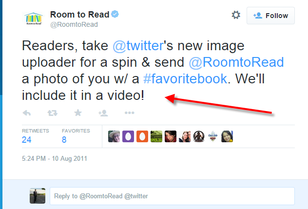 Twitter's New Image Uploader To Engage Followers With Less Time