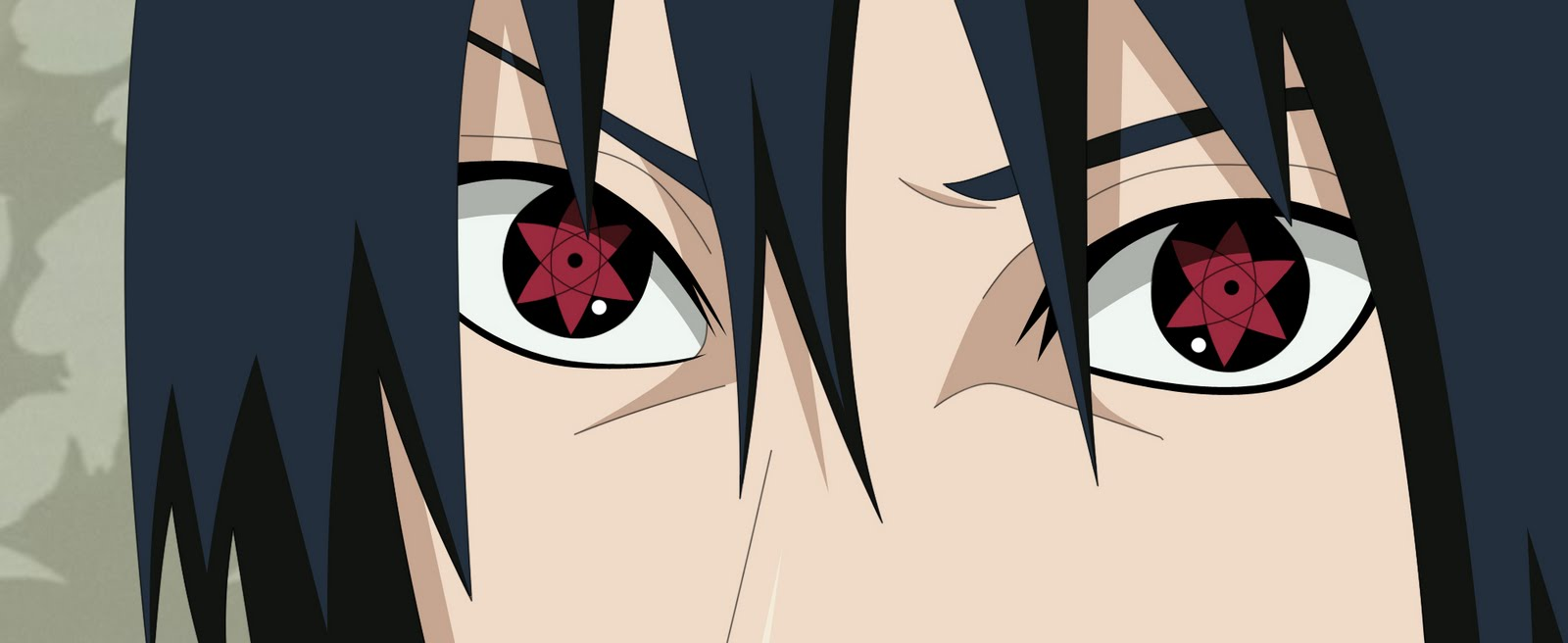 Uchiha Sasuke Mangekyou Sharingan Wallpapers