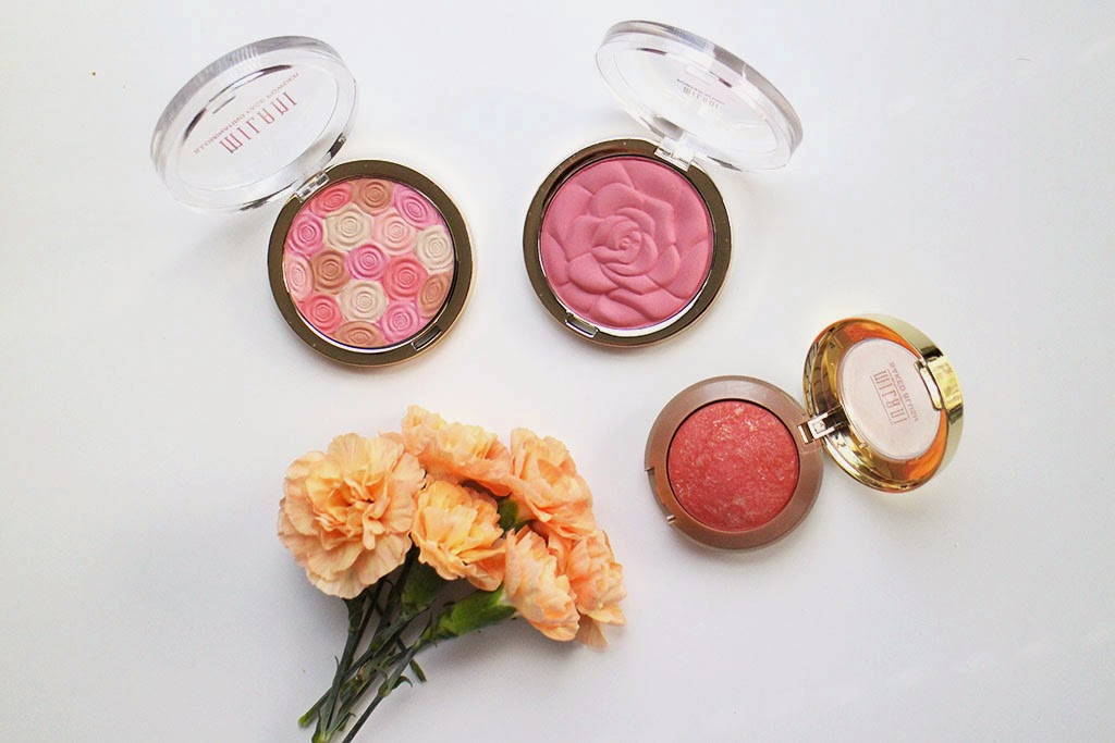 Drugstore Spring / Summer Blush Picks Blushers from Milani