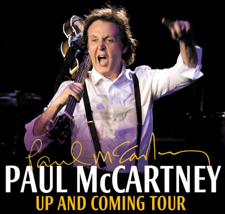 Paul McCartney – The Gold Collection Rock Legends