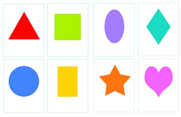 El blog de la se o sara figuras geom tricas juegos for Las formas geometricas
