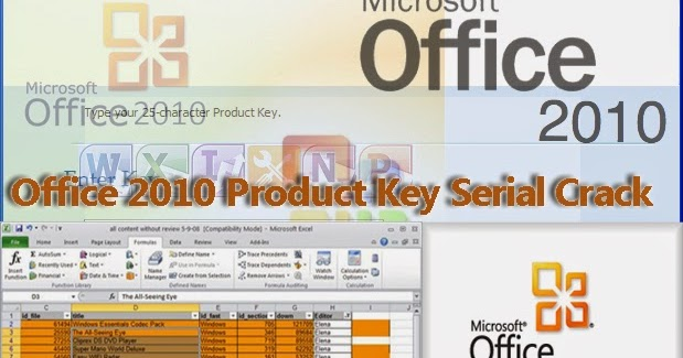 Microsoft office 2010 home and business product key serial - Download office 2010 cracked version ...