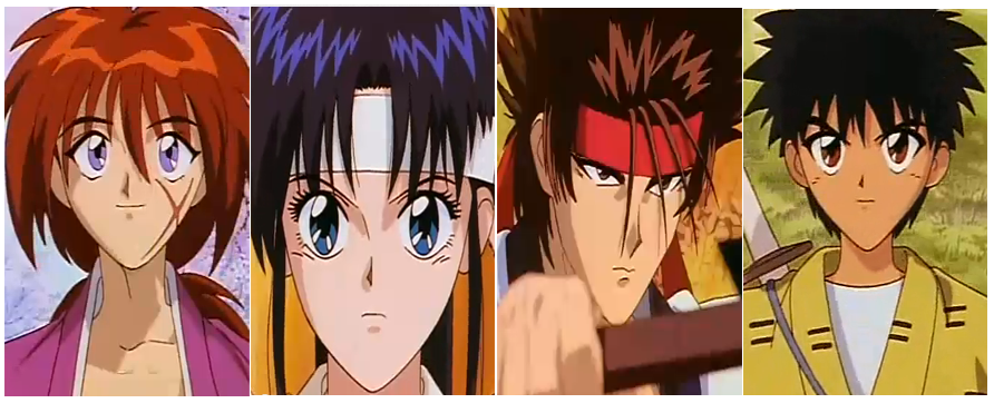 Japanese Cartoon Characters 90s : Watch samurai episode english dubbed wooldmalux mp
