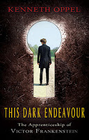 This Dark Endeavour Kenneth Oppel cover