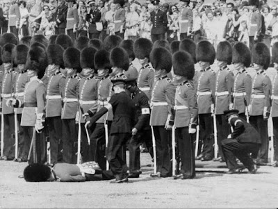 Soldiers Fainting During Official Ceremonies Seen On www.coolpicturegallery.us