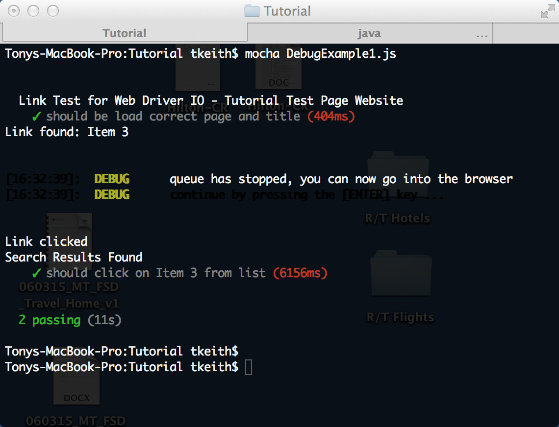 Use environment variable to change the browser dynamically