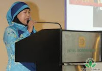 Green World Leader Ibu Hadijah