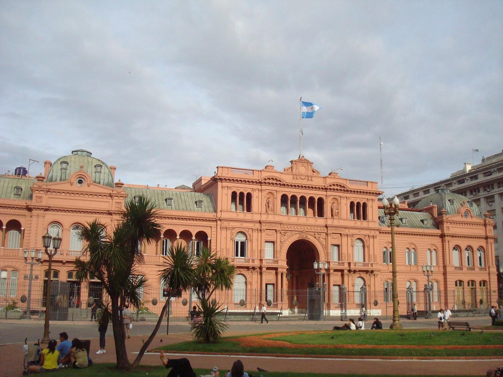 Casa Rosada - Buenos Aires | MP Imagens