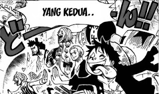 Baca Komik One Piece Chapter 701 Bahasa Indonesia