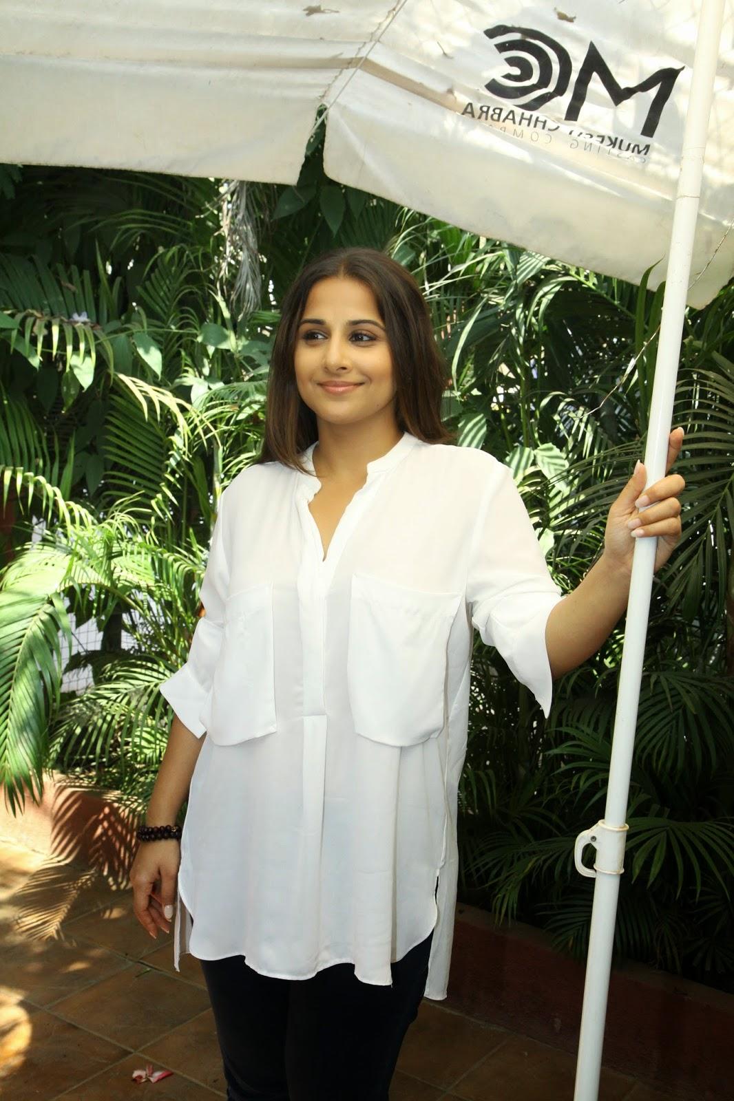 Vidya Balan graces Mukesh Chabra Casting Company event