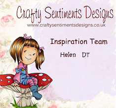Crafty Sentiments Designs Inspirational Blog DT Member