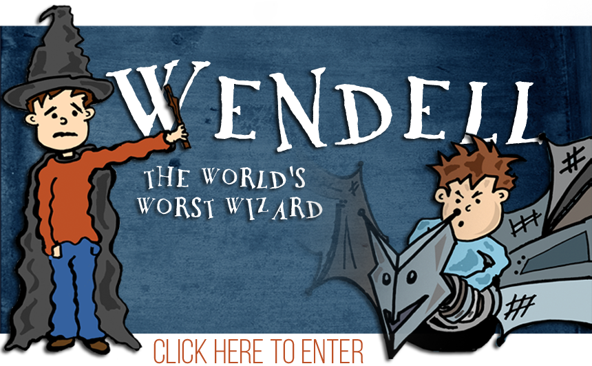 Wendell the World's Worst Wizard