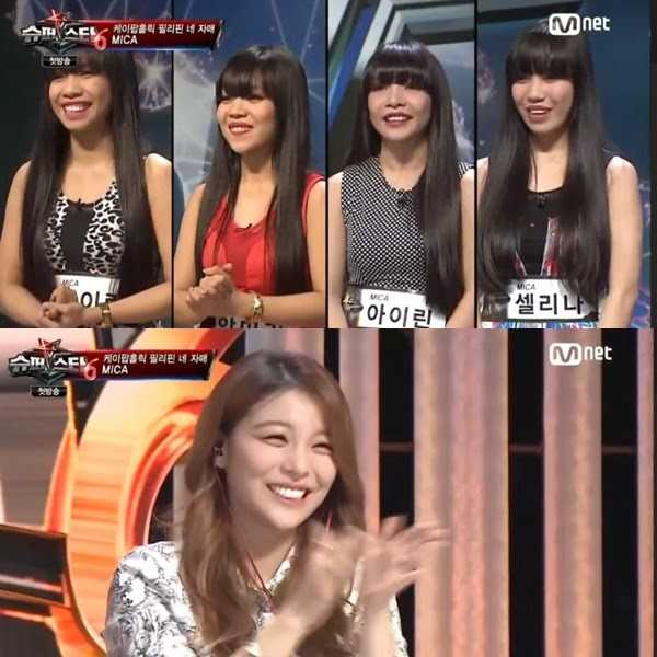 Self-confessed Ailee fans make it on the early rounds of 'Superstar K6′