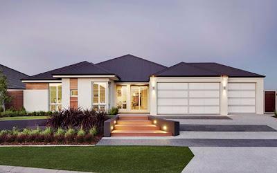 Desain Rumah Sederhana Terbaru 2015