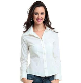 Camisas Sociais 1 238x300 Camisas Femininas 2013 2014