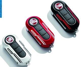 Fiat siena car 2013 key - صور مفاتيح سيارة فيات سيينا 2013