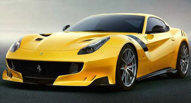 フェラーリF12TDF