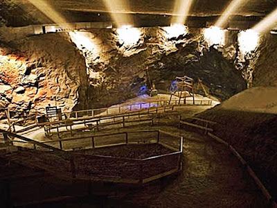 Salt mines Salzburg