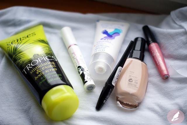 Nowe kosmetyki.