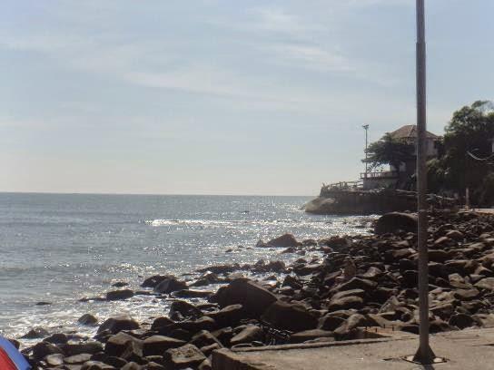 Ferias - Praia - Barco - Morretes e Golfinhos