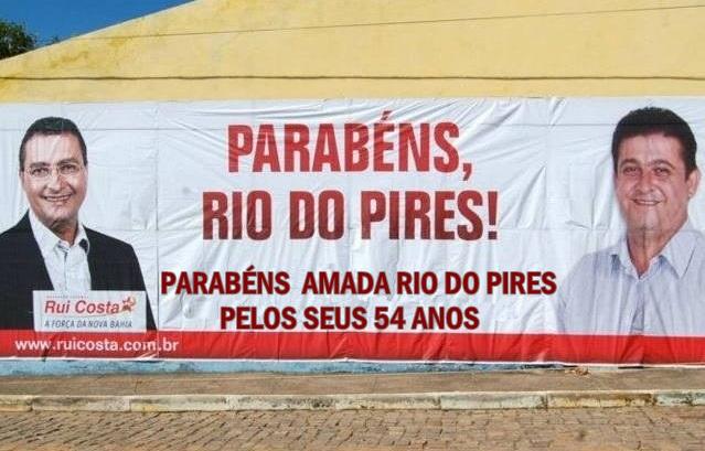 Parabéns amada Rio do Pires pelos seus 54 Anos........................