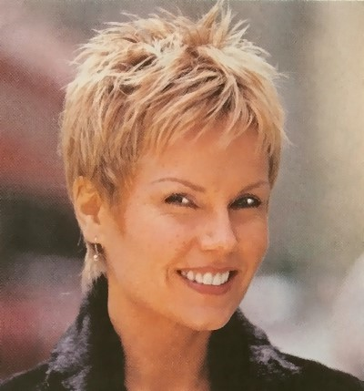 Popular Search Short Hairstyles For Thick Hair
