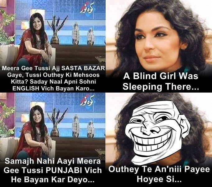 a blind girl was sleeping there facebook funny pictures funny images jokes celebrity jokes
