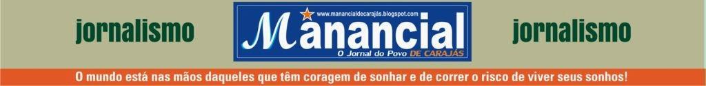 JORNAL MANANCIAL DE CARAJÁS - SUL DO PARÁ