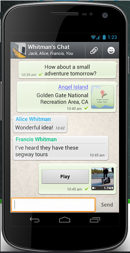 Download APK Whatsapp for Android Terbaru Gratis | Versi 2.11.506 (whatsapp.apk)