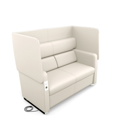 Morph Reception Sofa by OFM