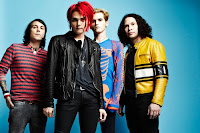 My Chemical Romance, Summertime, 2012, Pictures, Image, Gambar