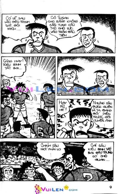 Jindodinho - Đường Dẫn Đến Khung Thành III Tập 32 page 9 Congtruyen24h