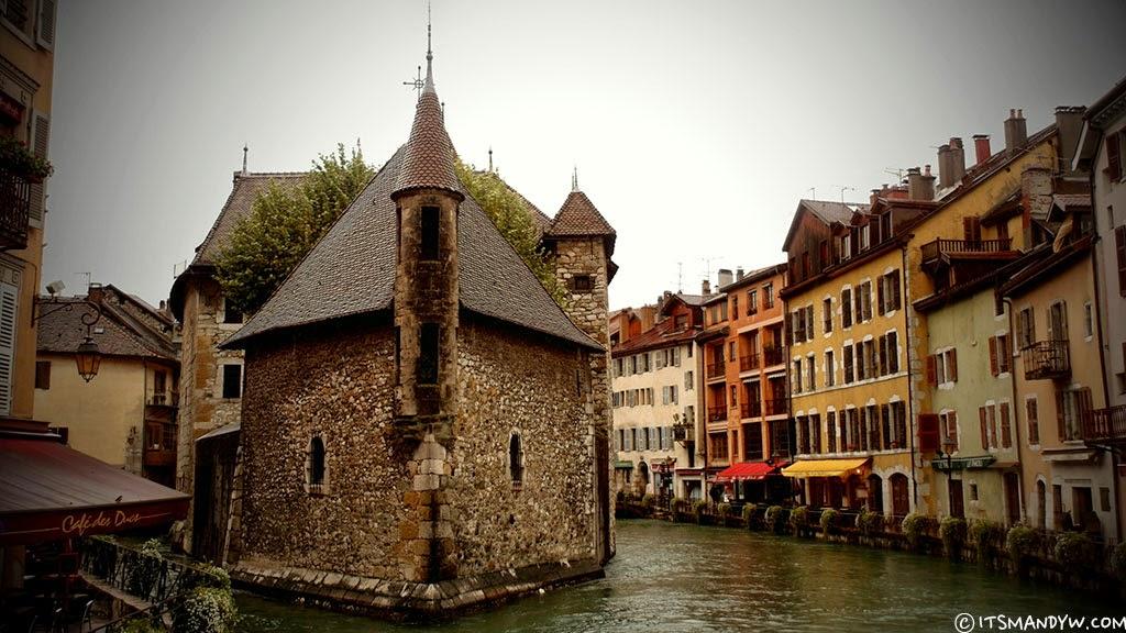 【法國】 聽見下雨的聲音 - Annecy